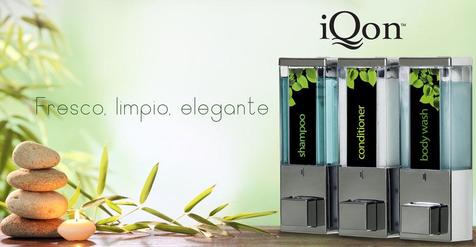 iQon: Fresco, limpio, elegante